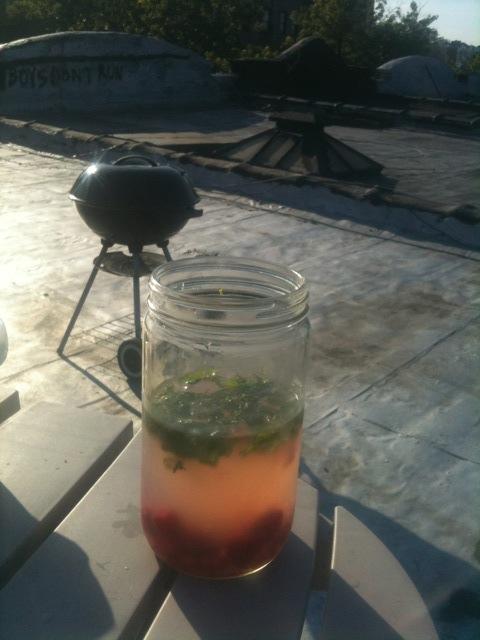 Signature Drinks: Raspberry Mint Limonata Cocktail - Ultimate ...