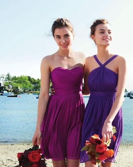 J Crew Bridesmaid Dresses Try On 42