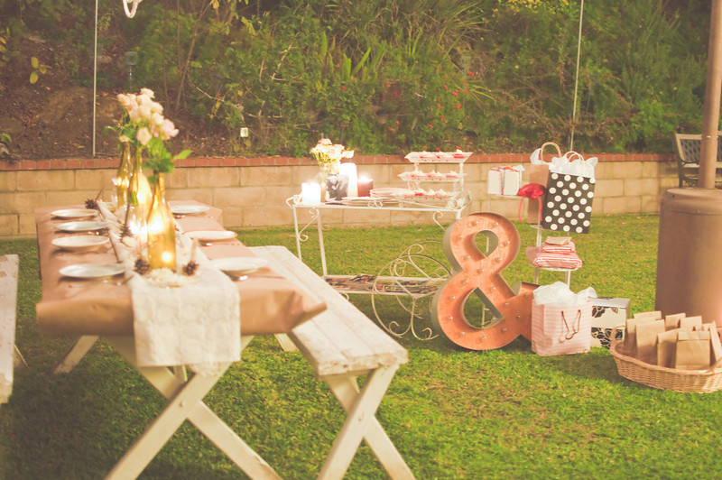 An LA Renegade Craft Fair Bachelorette