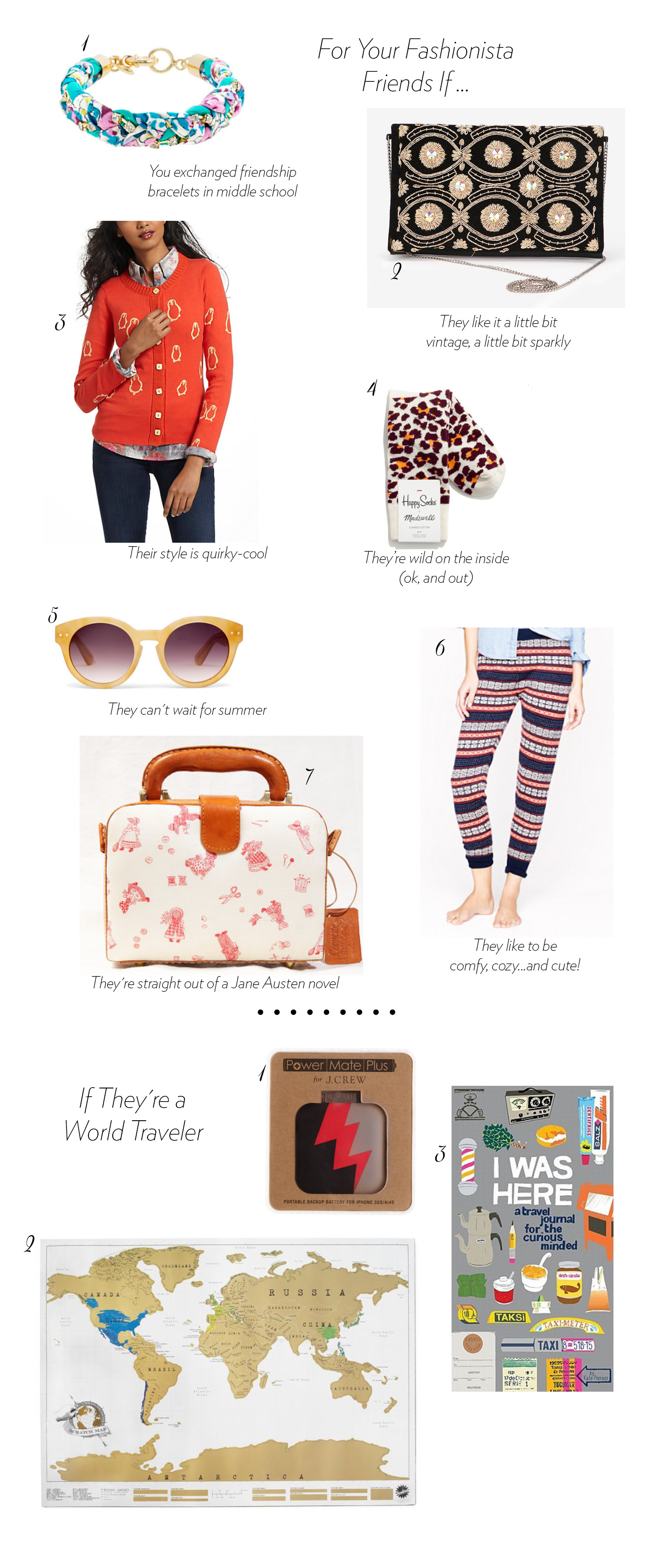 Gift Guide Fashionistas And World Travelers Ultimate Bridesmaid