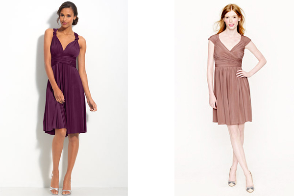 A Guide to Bridesmaid Dress Fabrics and Finishes - Ultimate Bridesmaid