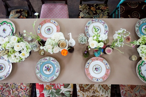 Tea Party Bridal Shower Inspiration | Ultimate Bridesmaid - Ultimate ...