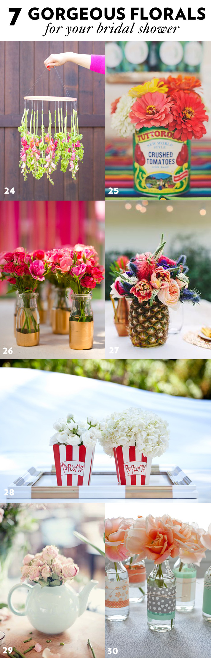 50 Simple and Stylish DIY Bridal Shower & Bachelorette ...