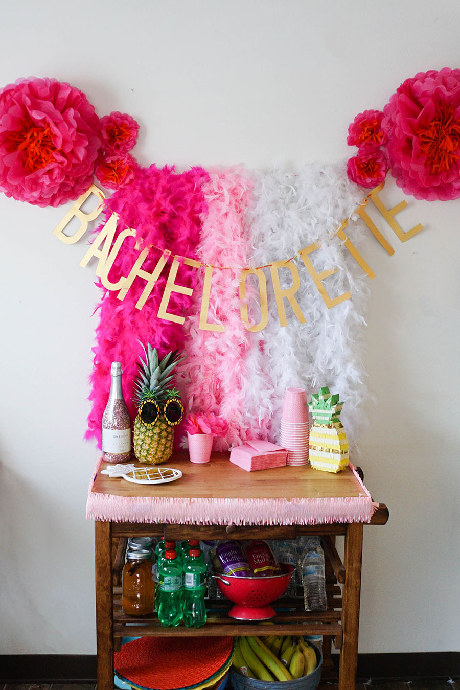 A Tropical Beach Bachelorette Party