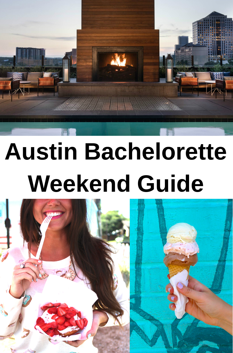 An austin bachelorette weekend guide ultimate bridesmaid for Good places for bachelorette parties
