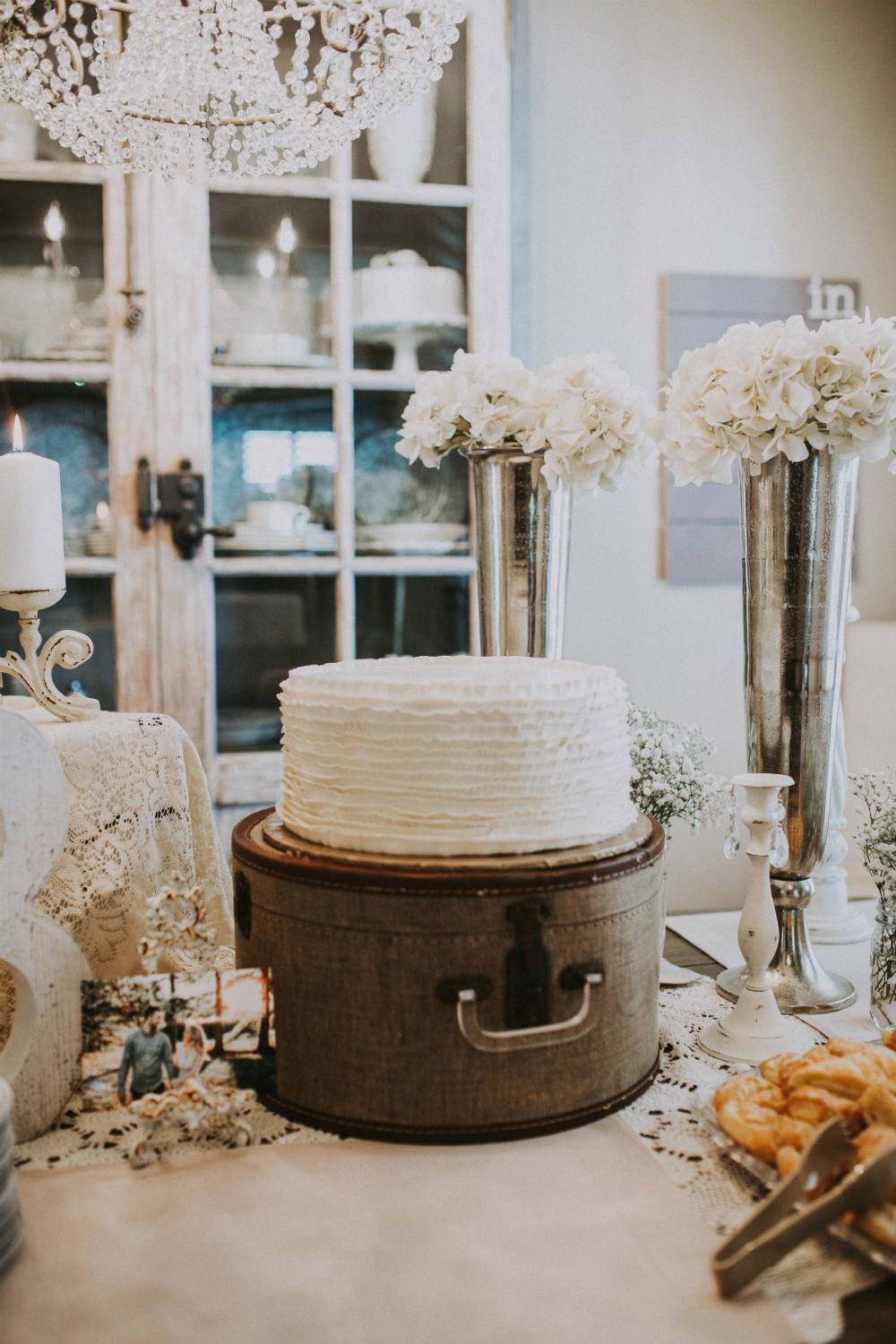 An Antiques And Ivory Rustic Bridal Shower Ultimate